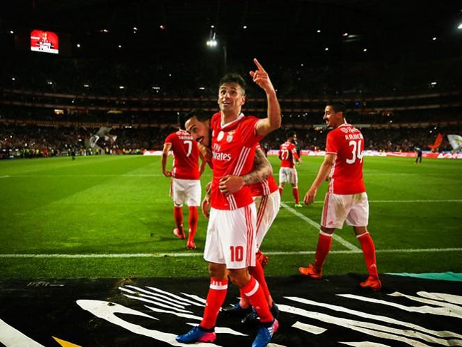 Benfica No Da Tregua Y Mantiene Liderato Con Goleada