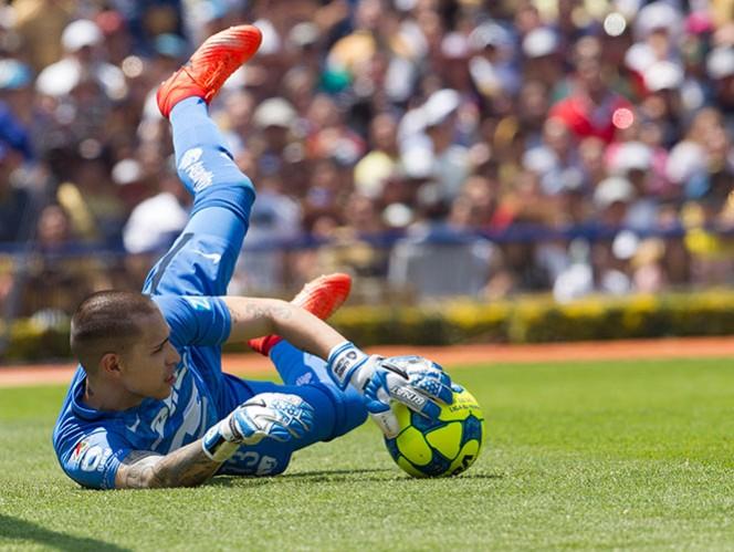 Vence Toluca 1-0 a Pumas y se mantiene como líder