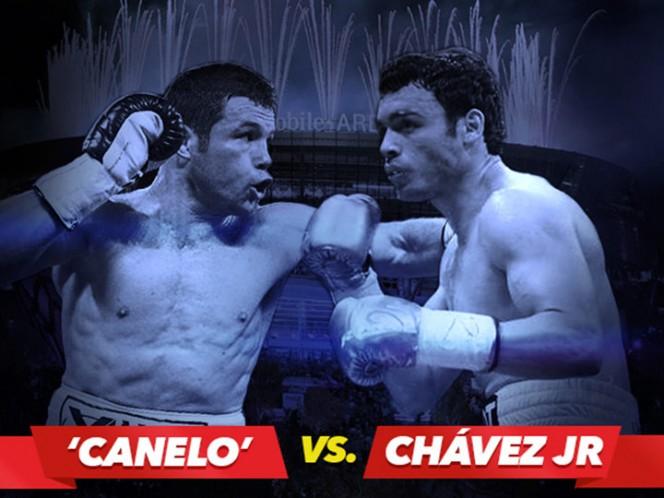 Canelo y Chávez Jr — Por orgullo