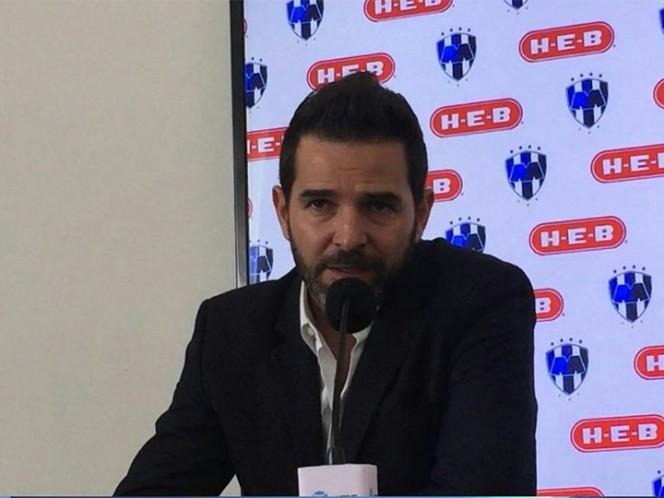 Davino advierte que Rayados quiere jugadores comprometidos