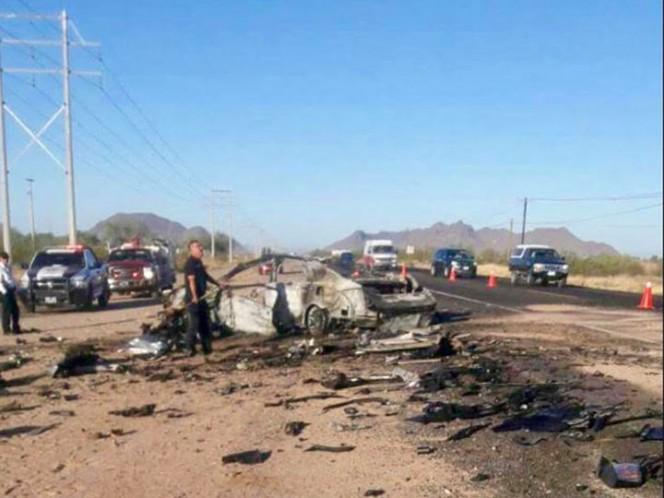 Murió boxeador Tornado Sánchez en accidente automovilístico