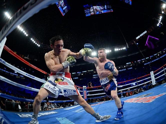 El Canelo Álvarez se confirmó ante Chávez como el boxeador más taquillero