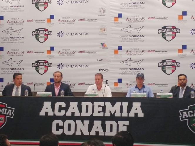 Academia Conade amplía las disciplinas con la inclusión del golf