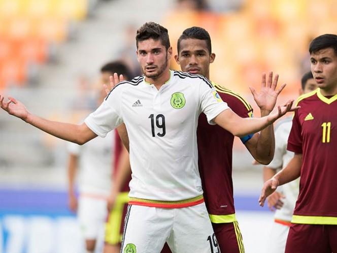 A pesar del tropiezo, México avanza a octavos en Mundial sub 20 (Mexsport)