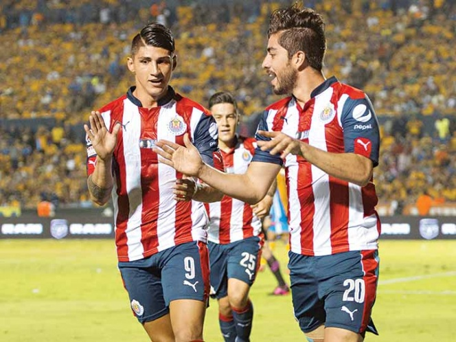 Chivas campeón después de 11 años — Almeyda lo hizo