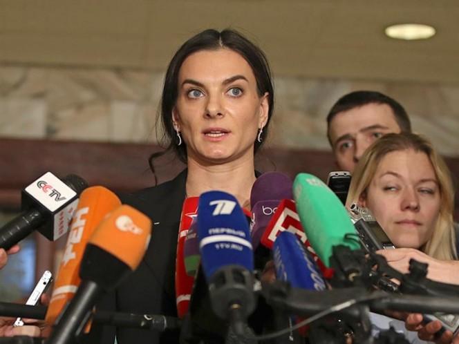 La IAAF acepta que tres atletas rusas compitan como neutrales