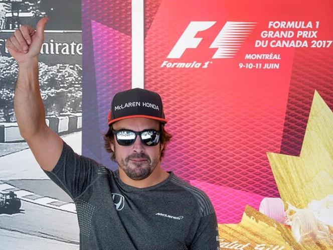 Fernando Alonso reitera amenaza de abandonar la Fórmula Uno