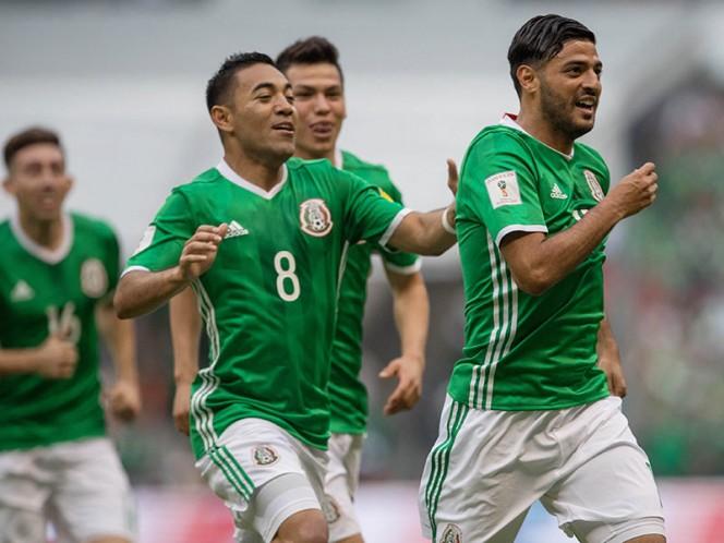 México, el segundo equipo más chaparro