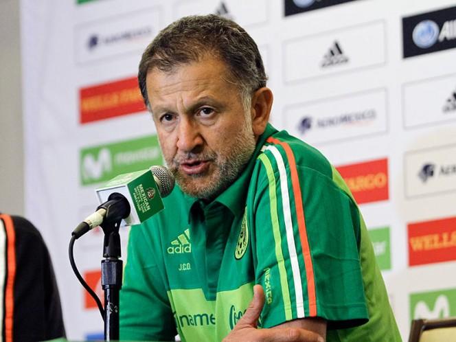 Osorio señala que tiene plantel completo para Copa Confederaciones