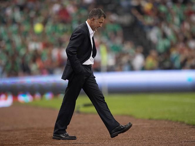 Hugo Sánchez se van con todo contra el técnico de la selección