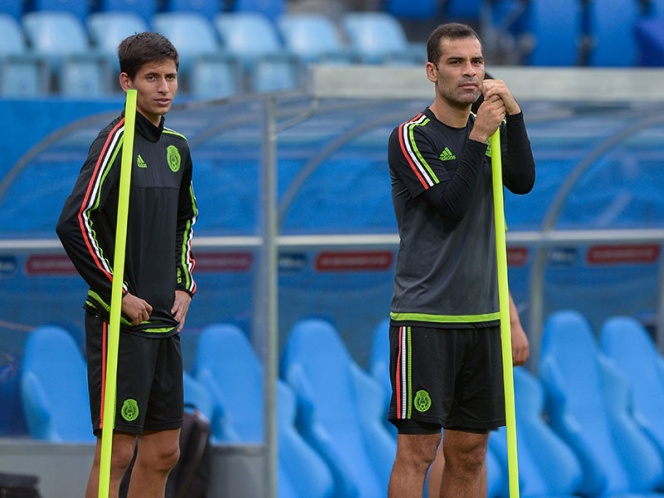 Definirán Rusia y México semifinalista de Confederaciones