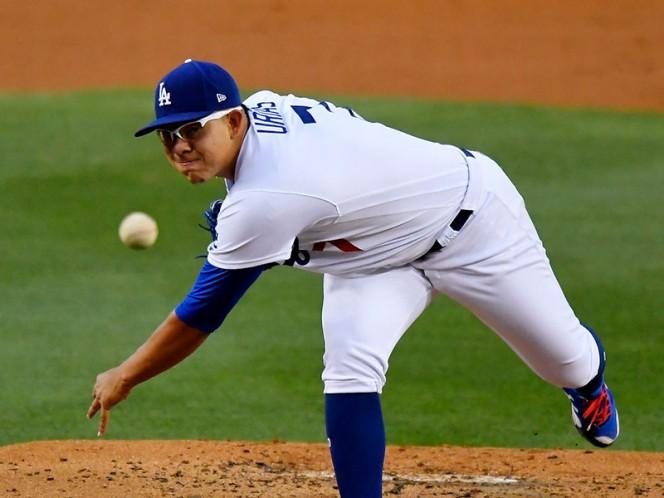 Pitcher mexicano Urías será baja esta temporada de Dodgers por operación