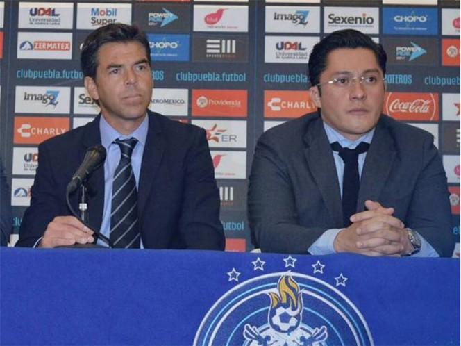 Club Puebla fue presentado oficialmente como DT del Puebla