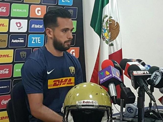 Luis Quintana seguirá con la línea de Darío Verón en Pumas