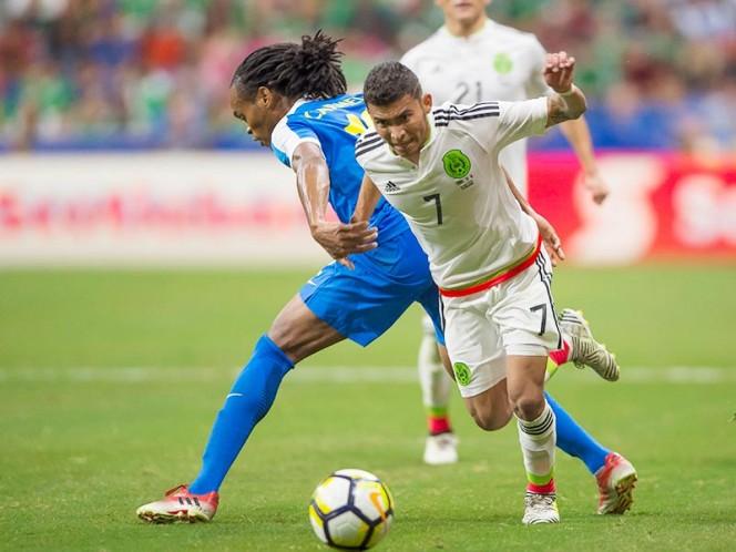 México pasa como líder de grupo a cuartos de Copa Oro