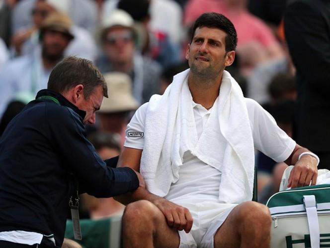 El serbio Novak Djokovic está en