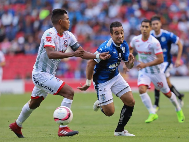 Querétaro vence 2-0 a Cimarrones al iniciar torneo de Copa