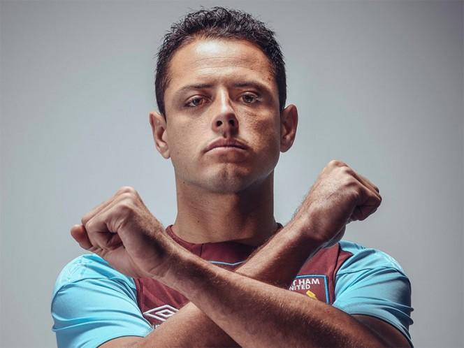 Chicharito ya se incorporó a la pretemporada del West Ham