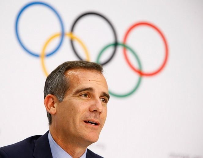 Los Ángeles quiere albergar los Juegos Olímpicos 2028