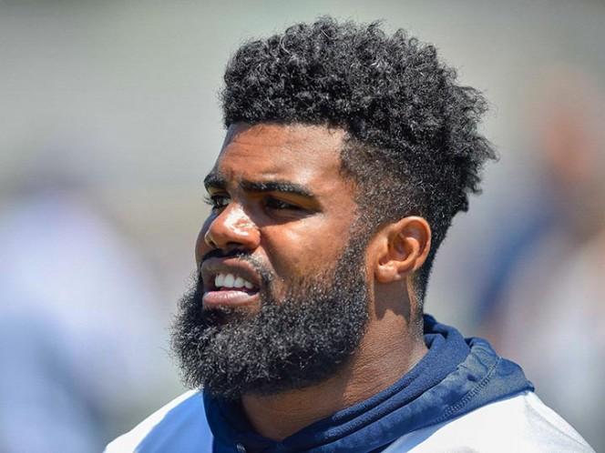 NFL suspende seis partidos a Ezekiel Elliot
