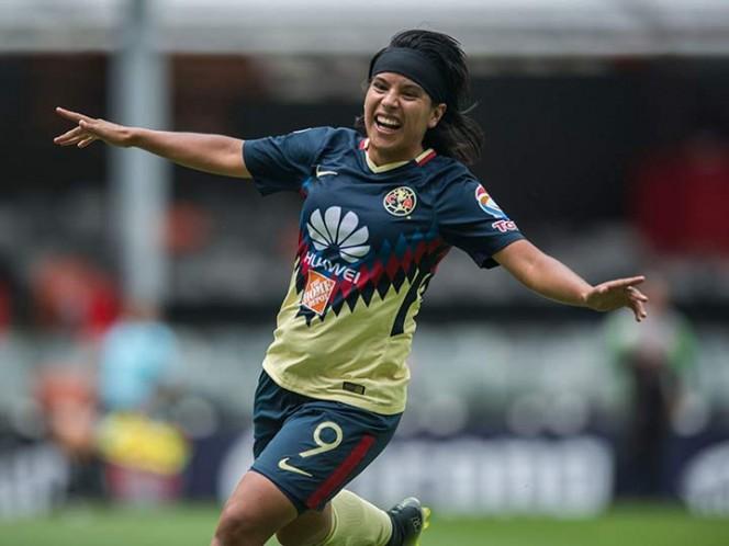 América golea a Morelia en la Liga MX Femenil
