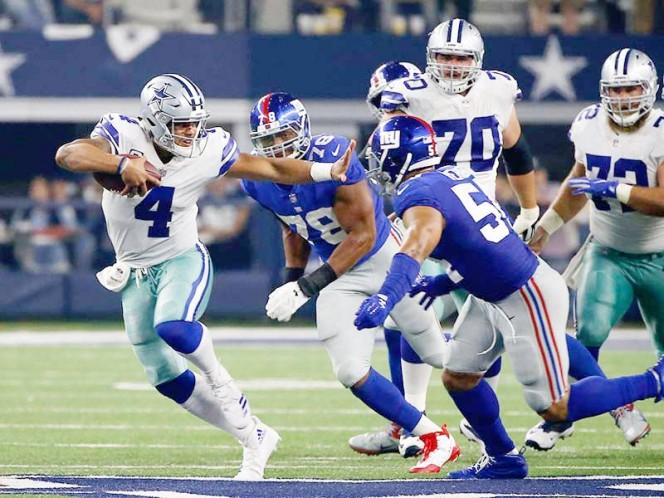 Jason Witten no deja de hacer historia con Dallas Cowboys