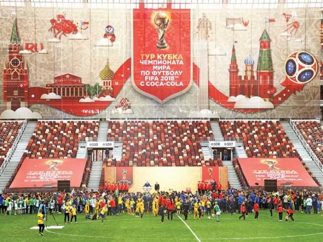 FIFA oficializa precios de entradas para el Mundial Rusia 2018