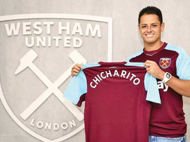 West Ham apoya iniciativa de Chicharito