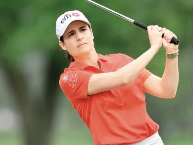 Lorena Ochoa ingresa al salón de la fama del golf
