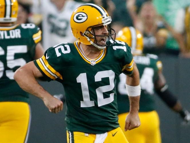 ¡Ni los rayos los detuvieron! Packers derrotó a Bears en gran duelo
