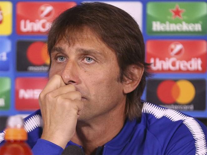 Juegazo y empate entre Chelsea y Roma