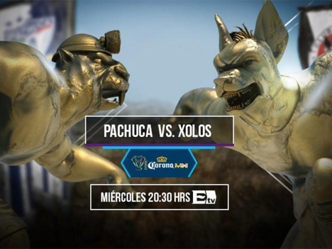 Pachuca y Tijuana van por pase a Semifinales de Copa MX