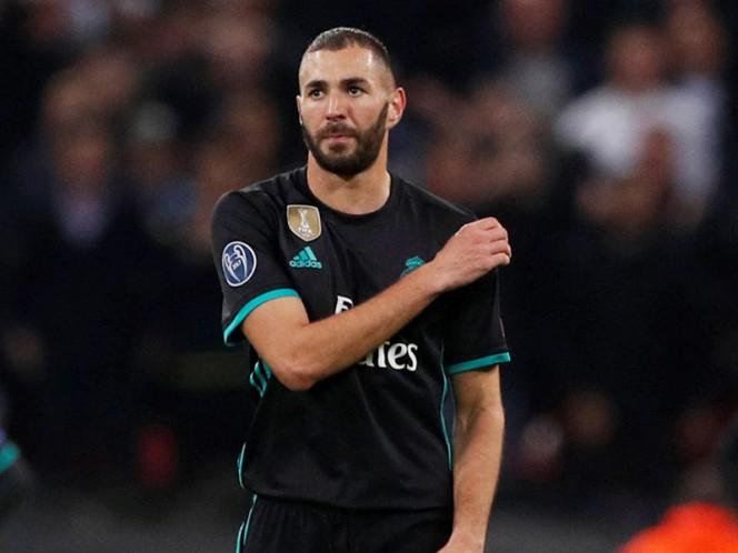 Mientras esté Didier Deschamps no seré convocado a la selección francesa — Benzema