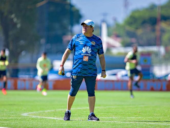 El América llega para la semifinal de la Copa MX ante Monterrey