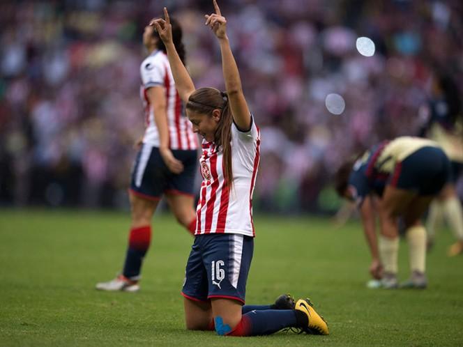 Pachuca pega primero en la final de la Liga MX Femenil