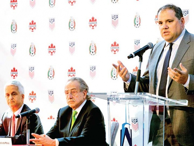 Anuncian Liga de Naciones de Concacaf en 2018