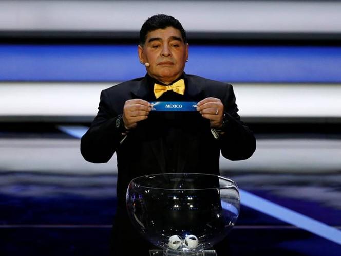 México comparte el Grupo F con Alemania, Suecia y Corea del Sur
