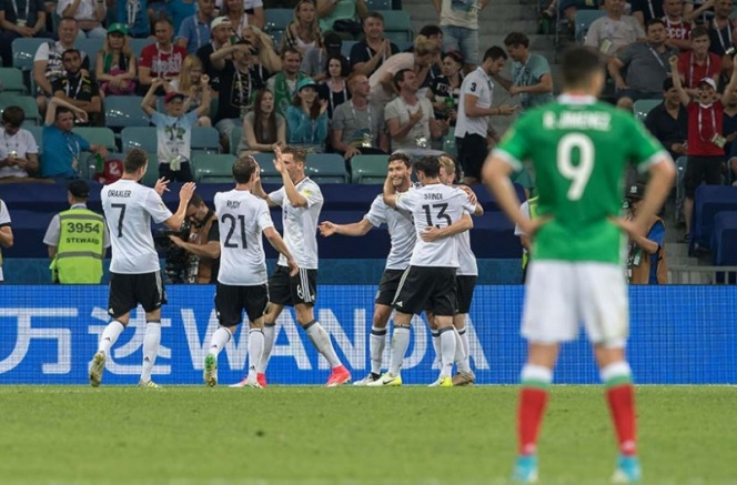 México es un rival muy interesante: DT de Alemania