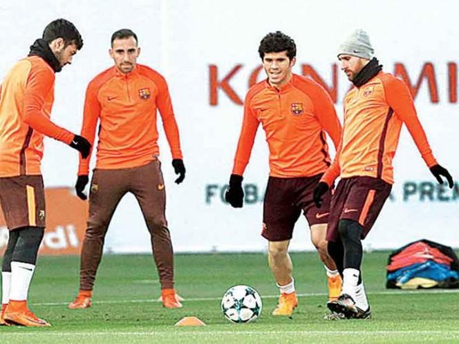 Rezaré para parar a Messi y Suárez... porque soy Jesus