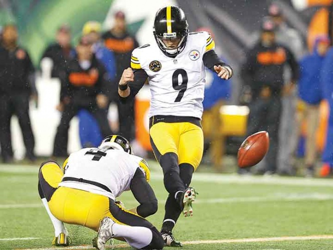 En 'sangriento' juego, Steelers le sacan triunfo a Bengals