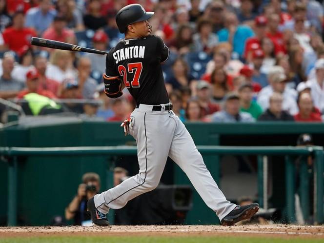Stanton, cerca de ser nuevo jugador de los Yankees