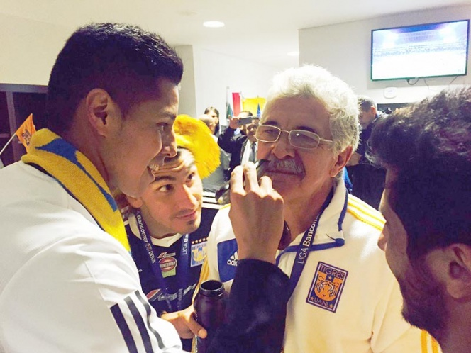 Tuca, a sólo un título de igualar al histórico Nacho Trelles