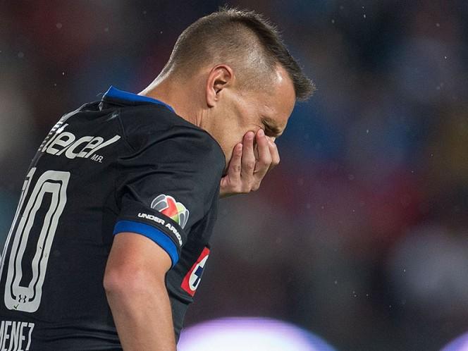 Christian Giménez dejará Cruz Azul