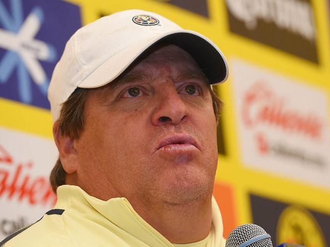 Miguel Herrera lamenta actitud de otros clubes con América en el Draft