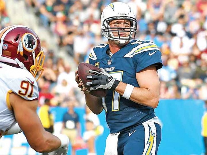 Chargers vuelve a caer ante Jefes