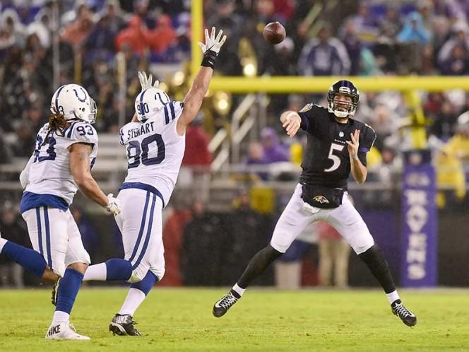 Ravens, a un paso de playoffs