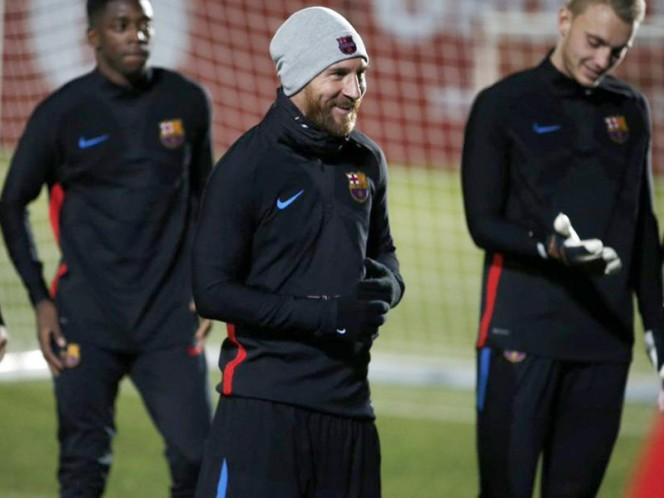Dembélé regresó y Barcelona salió con vida ante el Celta