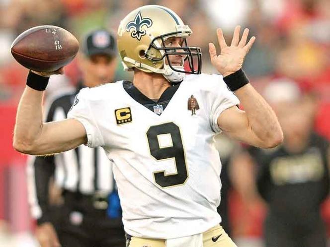 Los Saints eliminaron a los Panthers de Cam Newton