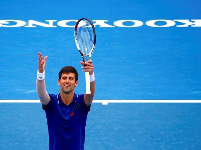 Después de seis meses, Novak Djokovic volvió con una actuación que ilusiona
