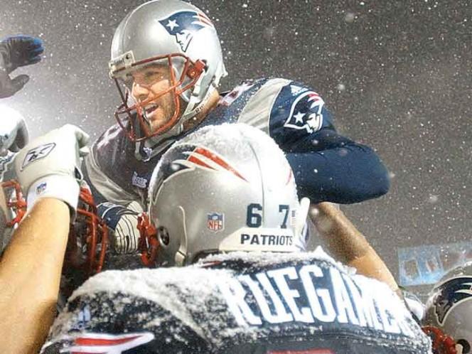 Patriots de Nueva Inglaterra estarán de nuevo en el Súper Bowl
